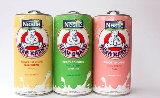 aturan minum susu bear brand yang benar