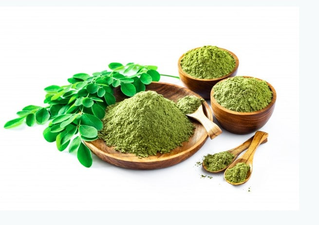 manfaat teh daun kelor