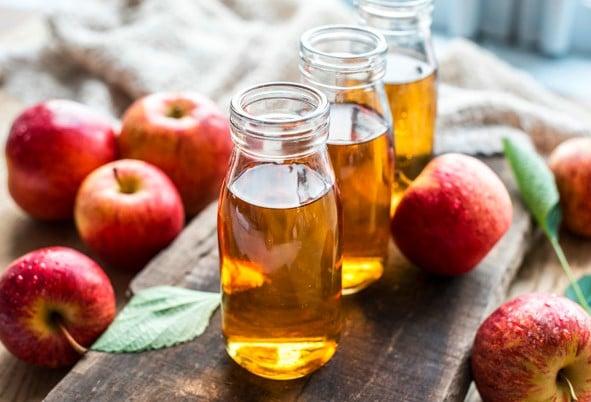 manfaat cuka apel tahesta untuk wanita