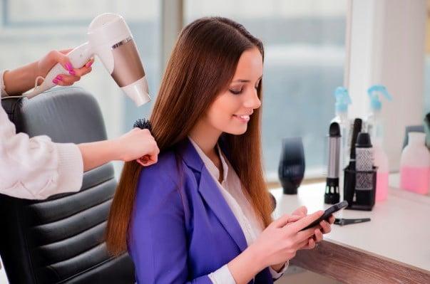 harga smoothing rambut