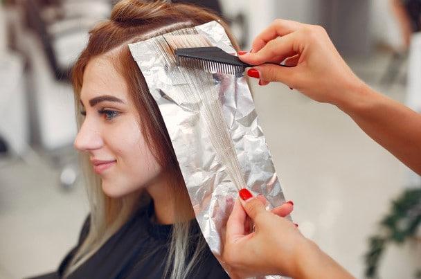 cara menghitamkan rambut sendiri