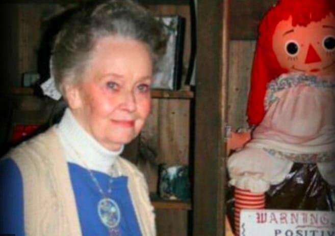 sejarah boneka annabelle