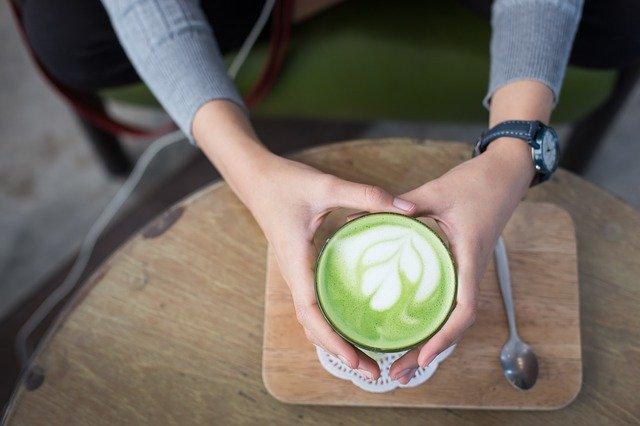 manfaat teh hijau kepala jenggot