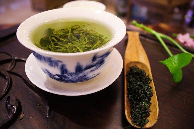 teh hijau kepala jenggot untuk kesehatan
