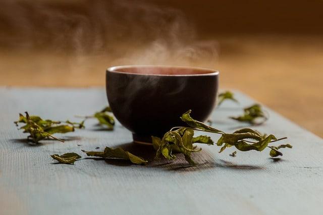 teh hijau kepala jenggot untuk kecantikan
