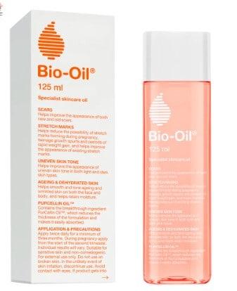 Bahan-Bahan Bio Oil