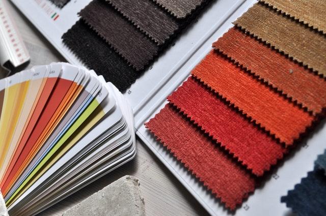 bahan cotton fleece