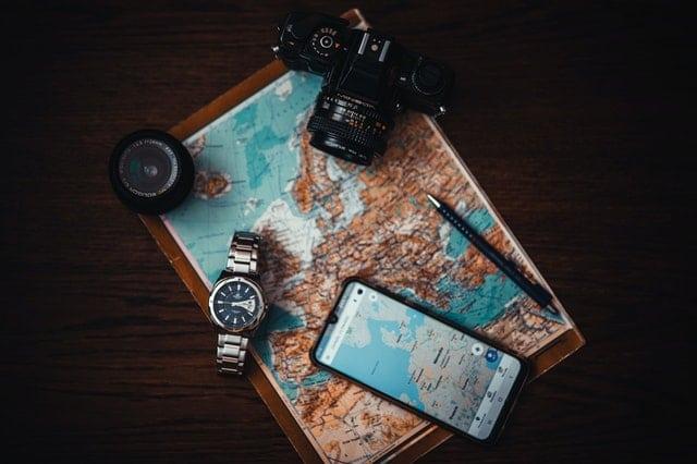 cara share lokasi dengan mudah