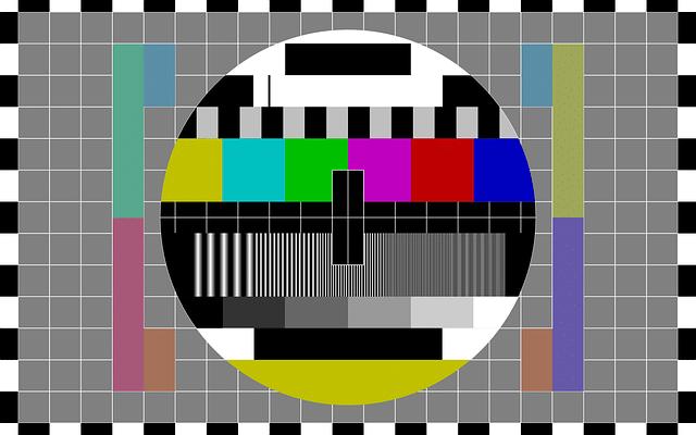 Perkembangan Televisi Tahun 1907