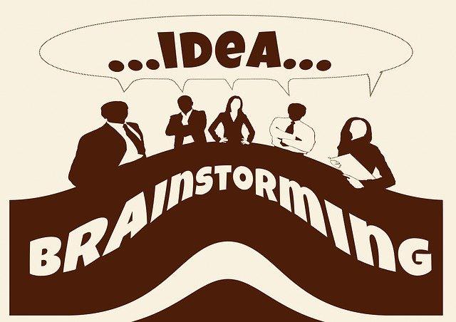 arti brainstorming