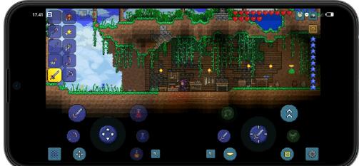 Terraria game
