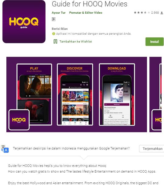 HOOQ Movies