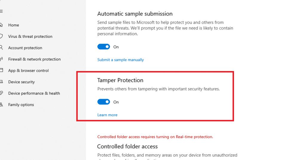tutorial antivirus 6