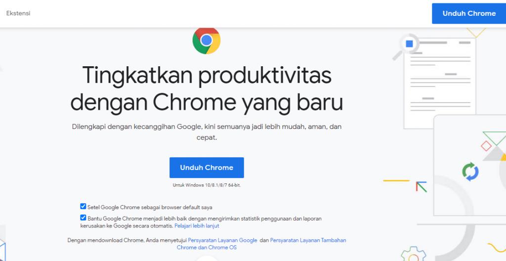 cara mengganti background google dengan mudah