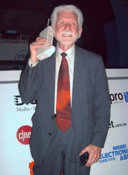 penemu handphone
