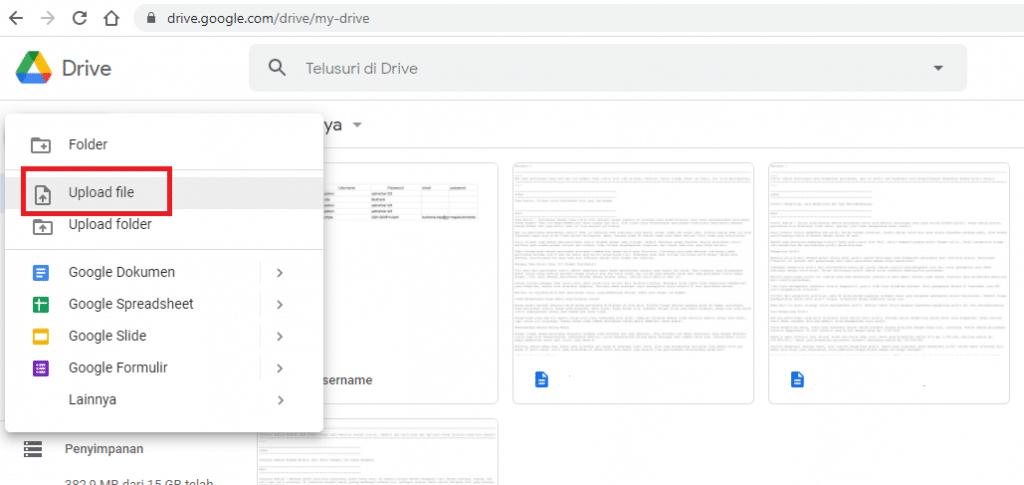 Cara Membuat Link Google Drive Agar Bisa Diakses Semua Orang