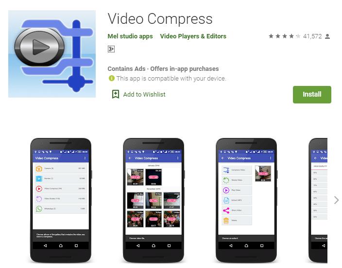 20. cara kompres video
