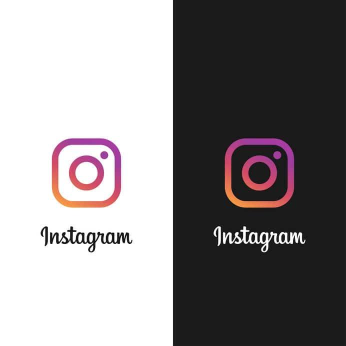 cara dark mode instagram di android