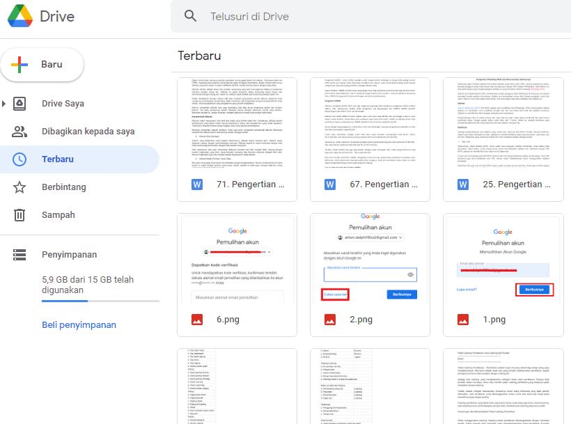 kelebihan google drive