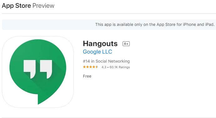 cara memakai google hangout