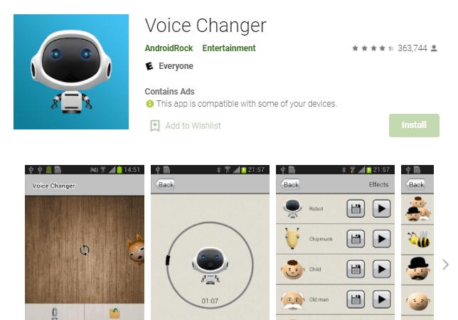 aplikasi suara