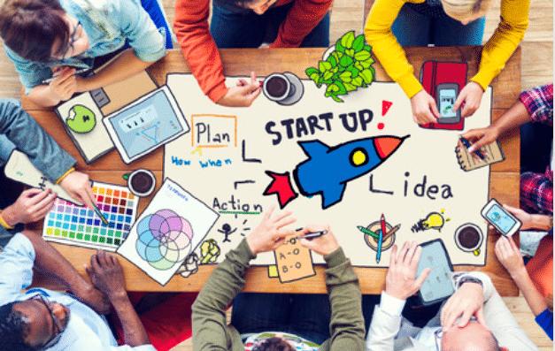 definisi startup