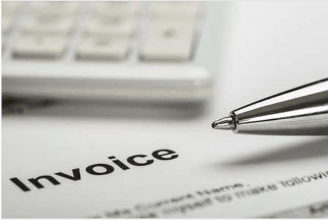 jenis-jenis invoice