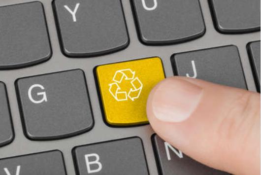membersihkan sampah komputer