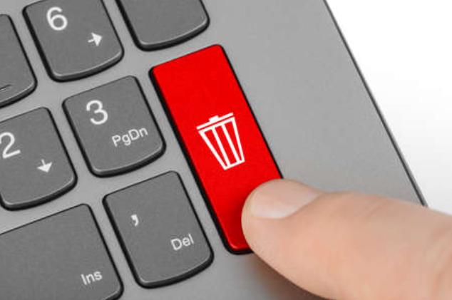 cara menghapus sampah di laptop