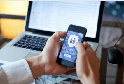 cara cek password wifi di ios