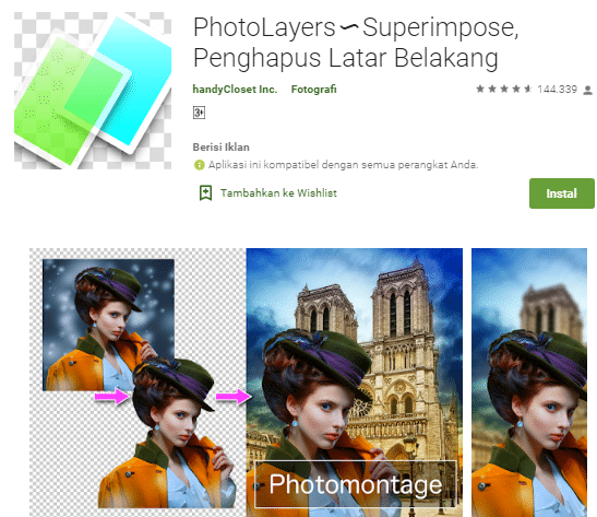 PhotoLayers