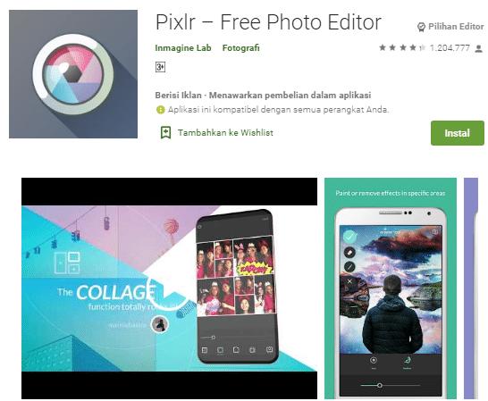 aplikasi untuk menggabungkan foto