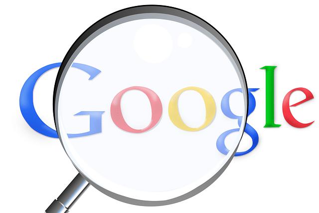cara melihat kata google