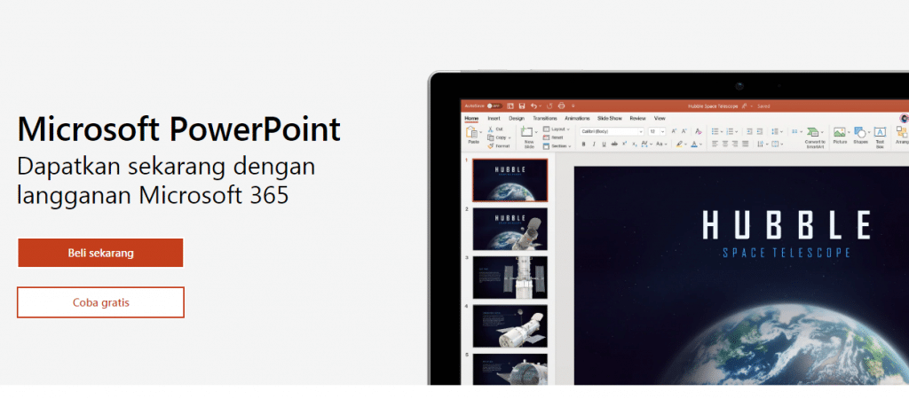 microsoft power point adalah