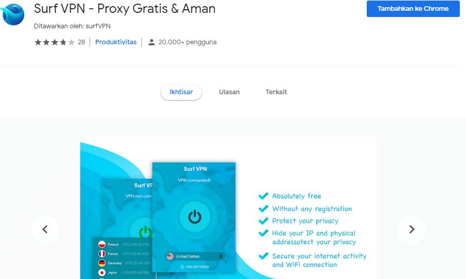 Rekomendasi Browser Anti Blokir