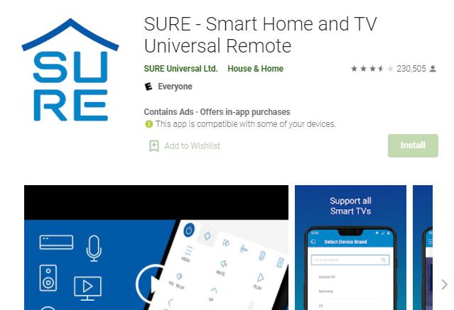 aplikasi pengganti remote ac