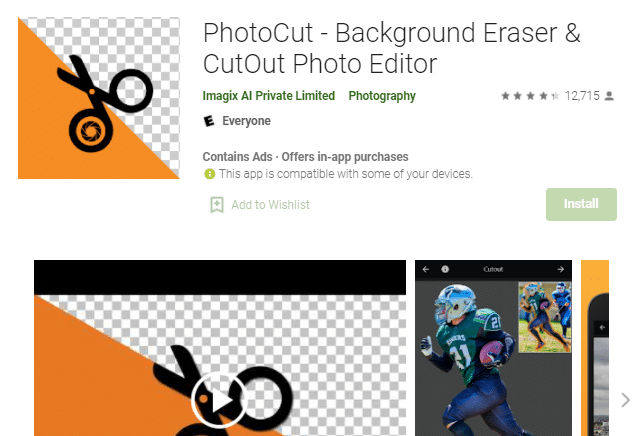 aplikasi background foto