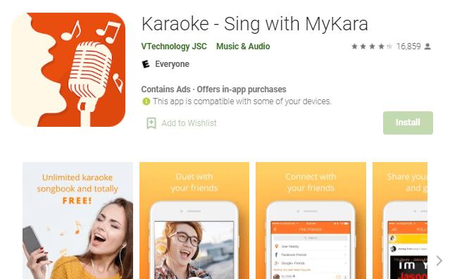 aplikasi karaoke gratis terbaik