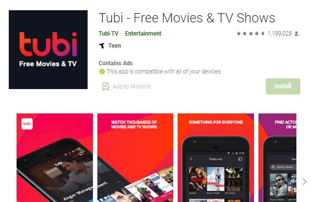 aplikasi nonton film gratis terbaik