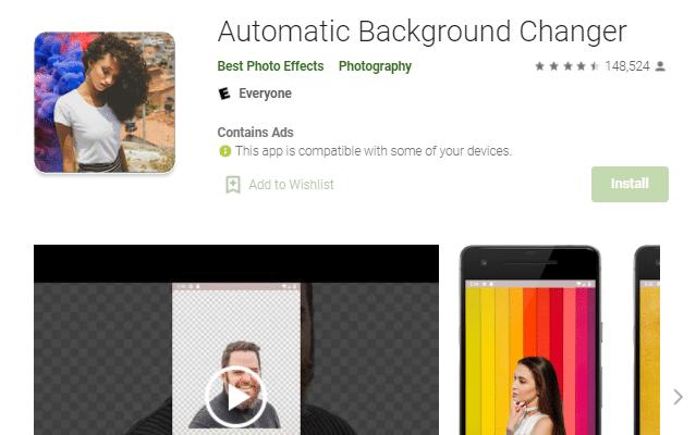 aplikasi pengganti background foto