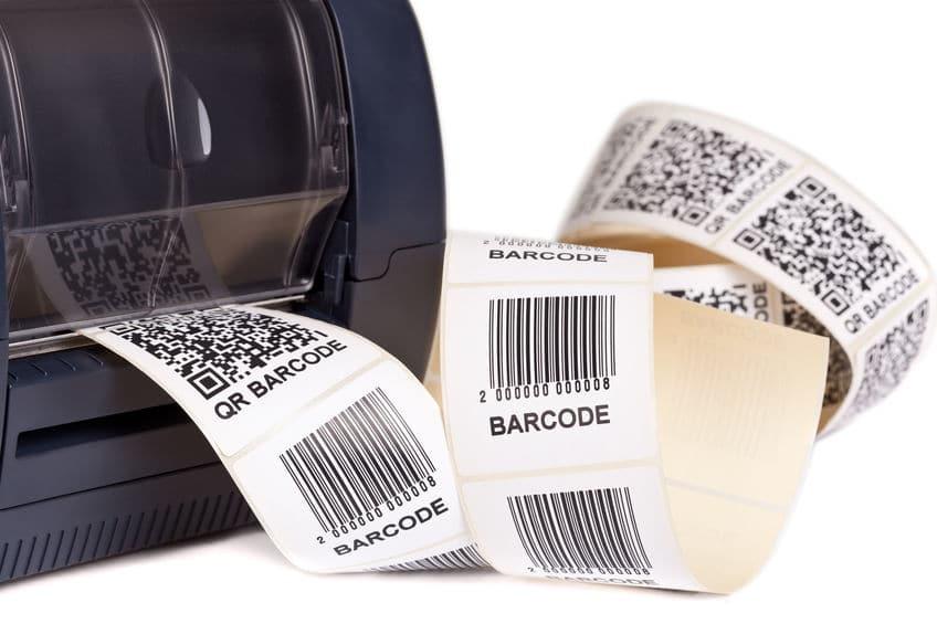 cara buat barcode