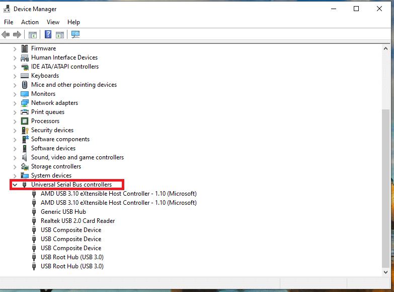 mengatasi usb device not recognized
