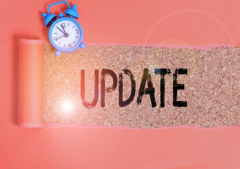 panduan update windows