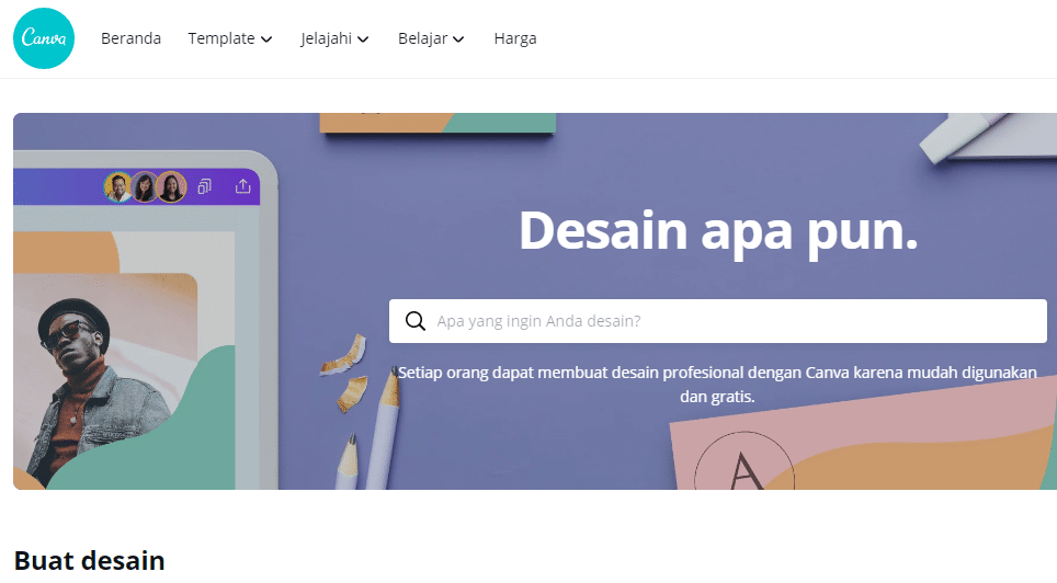 Aplikasi Pembuat Logo canva