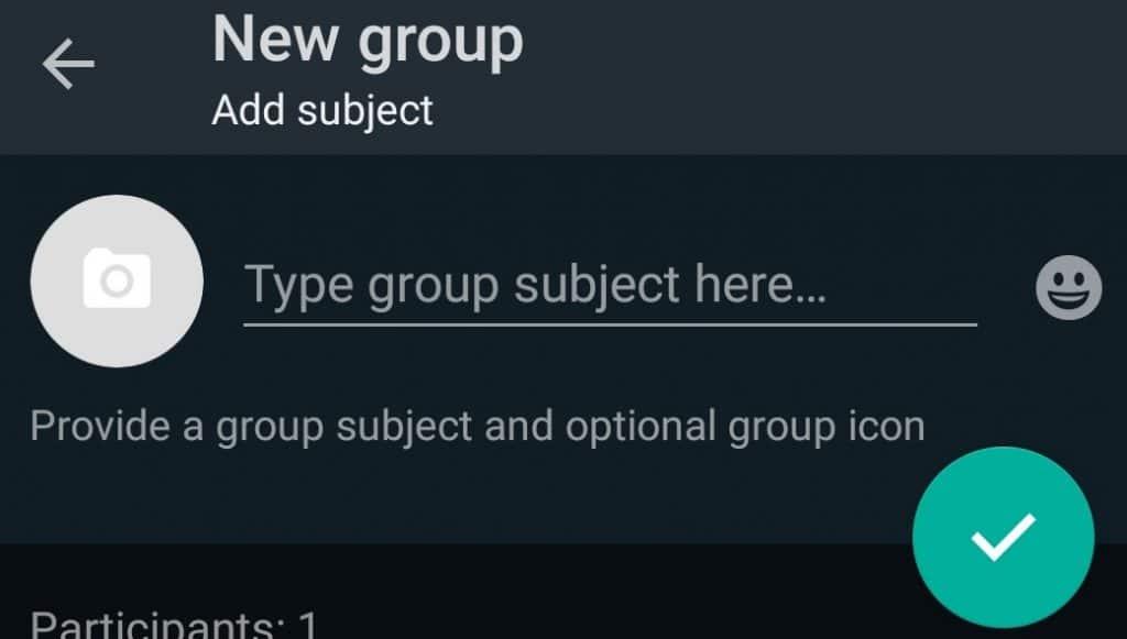 membuat link grup wa