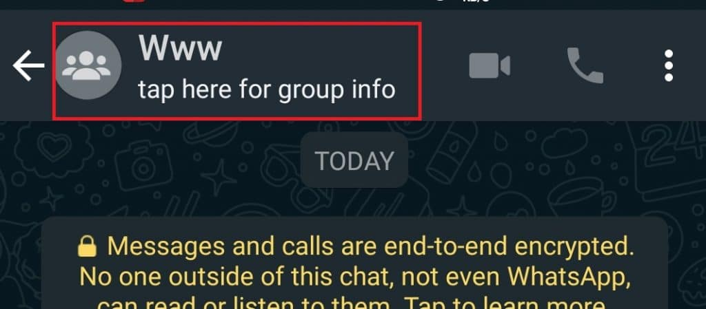 cara buat link grup wa