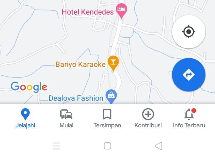 Cara Membuat Lokasi Di Maps Lewat Android