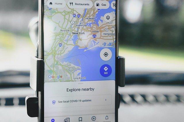 cara membuat lokasi di google map