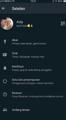 cara backup chat wa dengan mudah