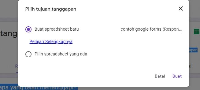bagaimana cara download hasil google form